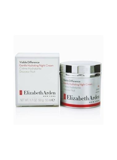 Elizabeth Arden Elizabeth Arden Visible Difference Gentle Hydrating Night Cream  Nemlendirici Renksiz